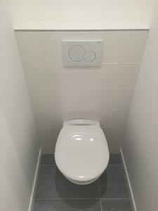 Création SDB et WC